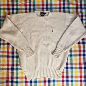 Vintage Polo Sweaters